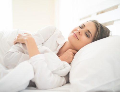 Hábitos que favorecen el sueño